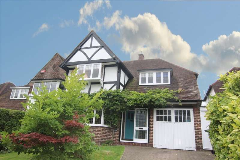 4 Bedrooms Semi Detached House for sale in Driffold, Sutton Coldfield, B73 6HP