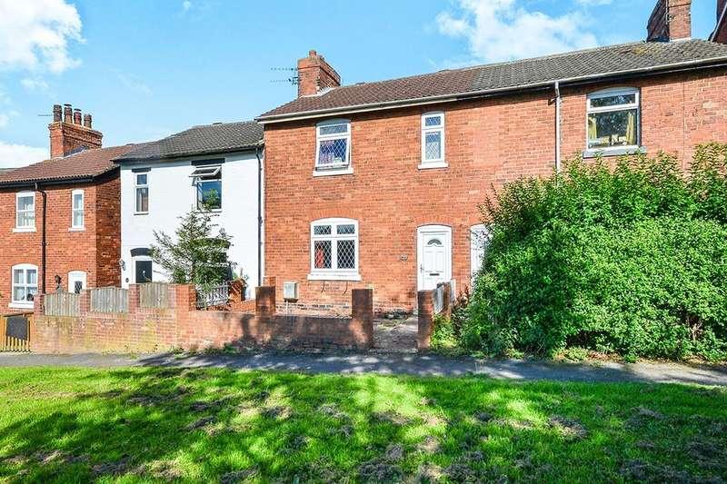 2 Bedrooms Property for sale in Pettifor Terrace, Westhouses, Alfreton, DE55