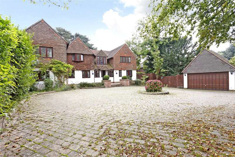 7 Bedrooms Detached House for sale in Burkes Road, Beaconsfield, Buckinghamshire, HP9