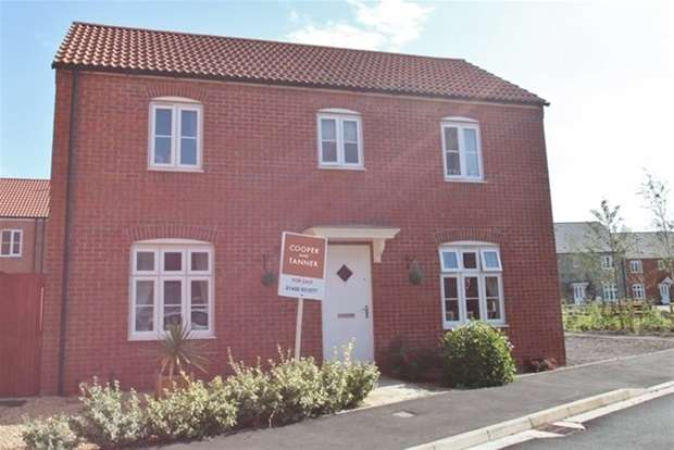 3 Bedrooms Detached House for sale in Sharpham Road, Glastonbury, Somerset