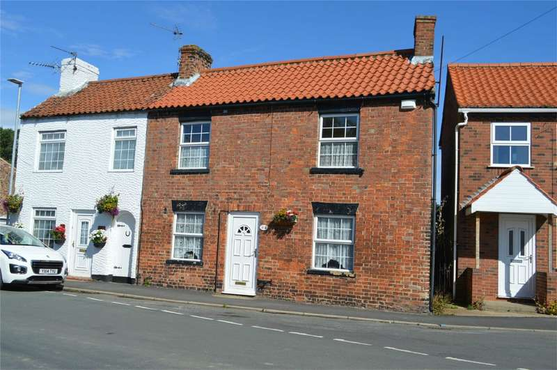 3 Bedrooms Cottage House for sale in High Street, Aldbrough, East Riding of Yorkshire
