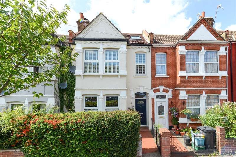4 Bedrooms Terraced House for sale in Hunter Road, Thornton Heath
