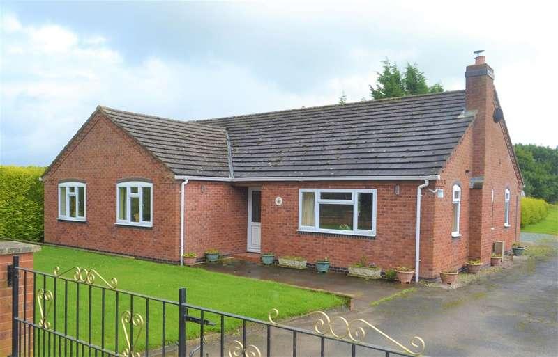3 Bedrooms Bungalow for sale in Oak View, Chapel Lane, Bronington