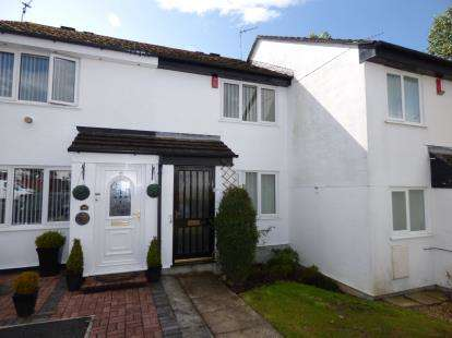 2 Bedrooms Terraced House for sale in Beacon Park, Plymouth, Devon