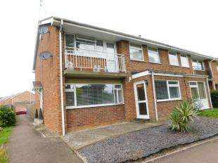 2 Bedrooms Maisonette Flat for sale in Bedgebury Close, Maidstone, Kent