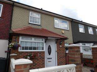 3 Bedrooms Terraced House for sale in Brierley, New Addington, Croydon