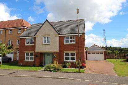 4 Bedrooms Detached House for sale in Mellock Crescent, Maddiston