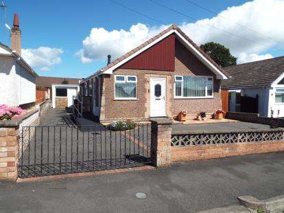 2 Bedrooms Bungalow for sale in Lea Drive, Buckley, Flintshire, CH7