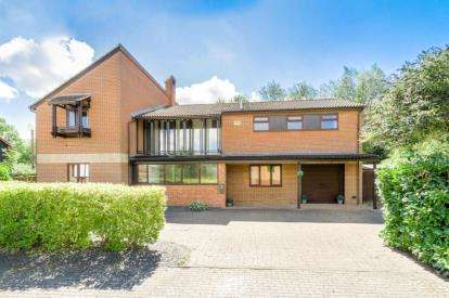 6 Bedrooms Detached House for sale in Boulters Lock, Giffard Park, Milton Keynes, Buckinghamshire