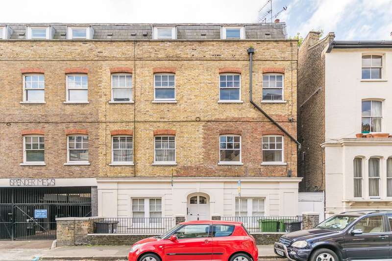 2 Bedrooms Flat for sale in Lansdowne Way, Stockwell, SW8