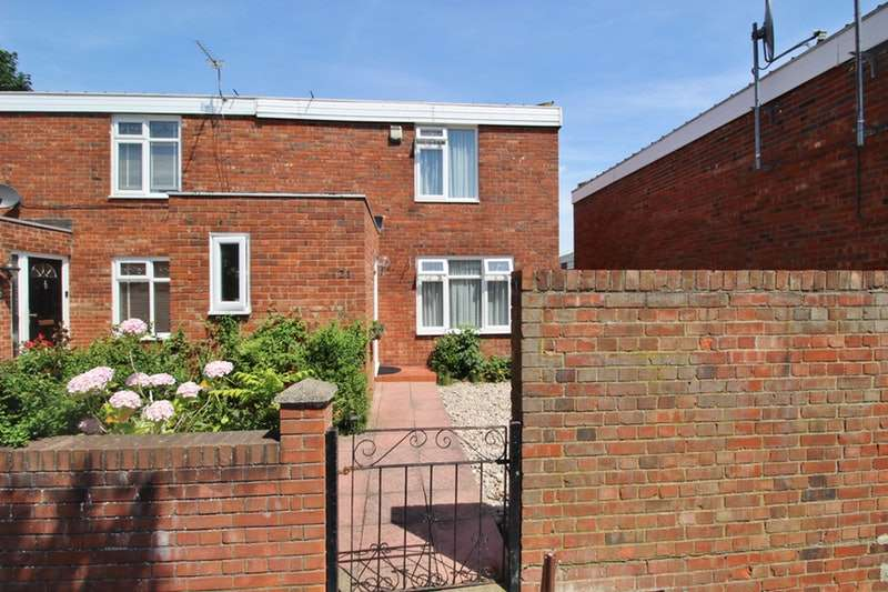 2 Bedrooms End Of Terrace House for sale in Rowley Gardens, Cheshunt, Hertfordshire, EN8