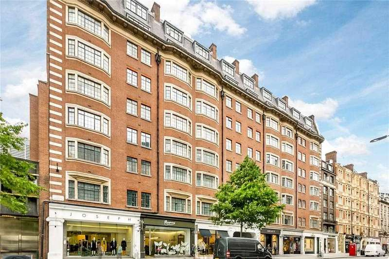 3 Bedrooms Apartment Flat for sale in Knightsbridge Court, Knightsbridge, London