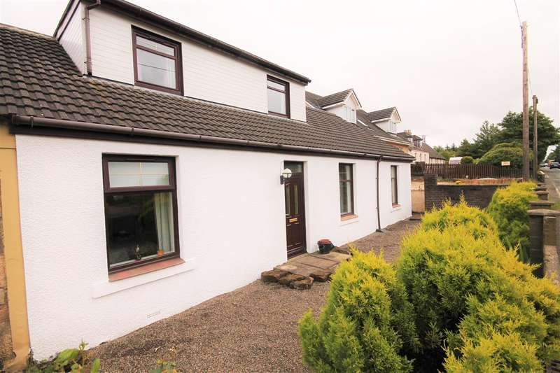 4 Bedrooms Cottage House for sale in Stirling Road, Stand, Airdrie