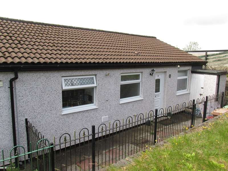 2 Bedrooms Terraced Bungalow for sale in Tan Y Bryn, Rhymney, Tredegar