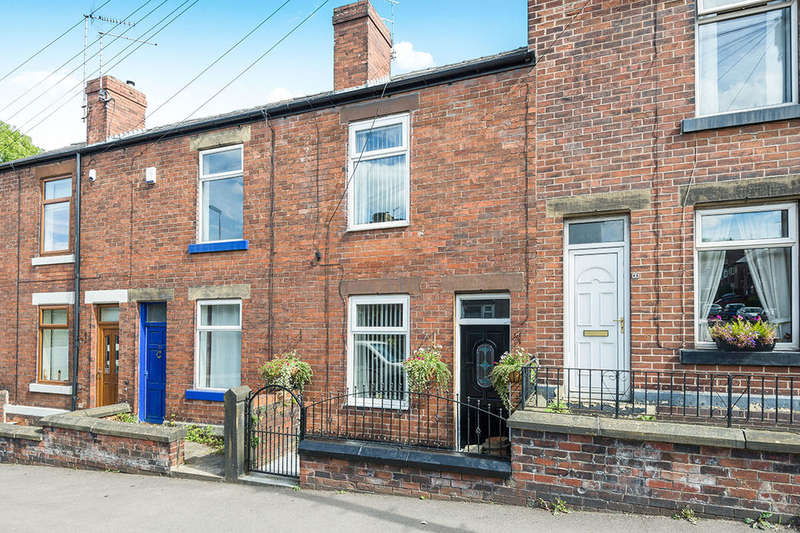 3 Bedrooms Property for sale in Stannington Road, Sheffield, S6