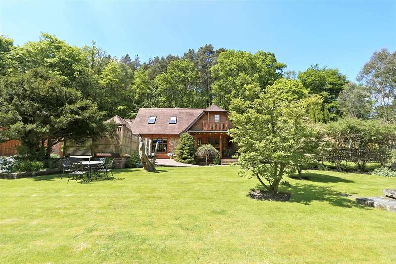 4 Bedrooms Detached House for sale in Whitmore Vale, Grayshott, Hindhead, Surrey, GU26