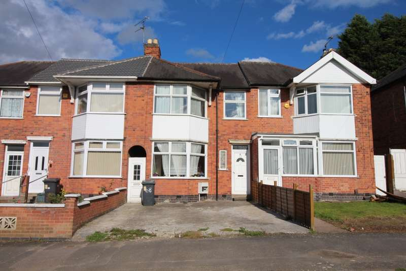 3 Bedrooms House for sale in Broad Avenue, Leicester, LE5
