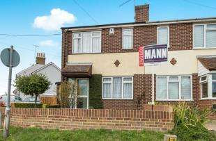 2 Bedrooms Semi Detached House for sale in Church Street, Cliffe, Rochester, Kent