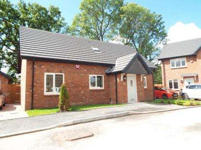 3 Bedrooms Bungalow for sale in Old Orchard Place, School Lane, Moss Side, Leyland, PR26