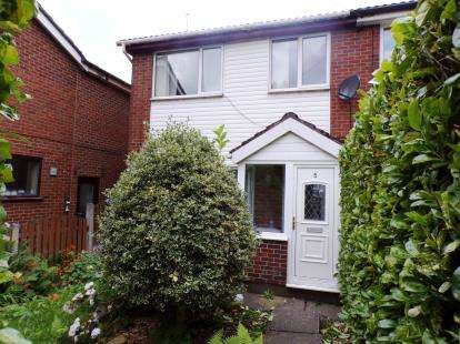 3 Bedrooms End Of Terrace House for sale in Cold Greave Close, Newhey, Rochdale, Greater Manchester, OL16