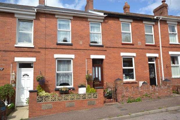 3 Bedrooms Terraced House for sale in Jocelyn Road, Budleigh Salterton, Devon