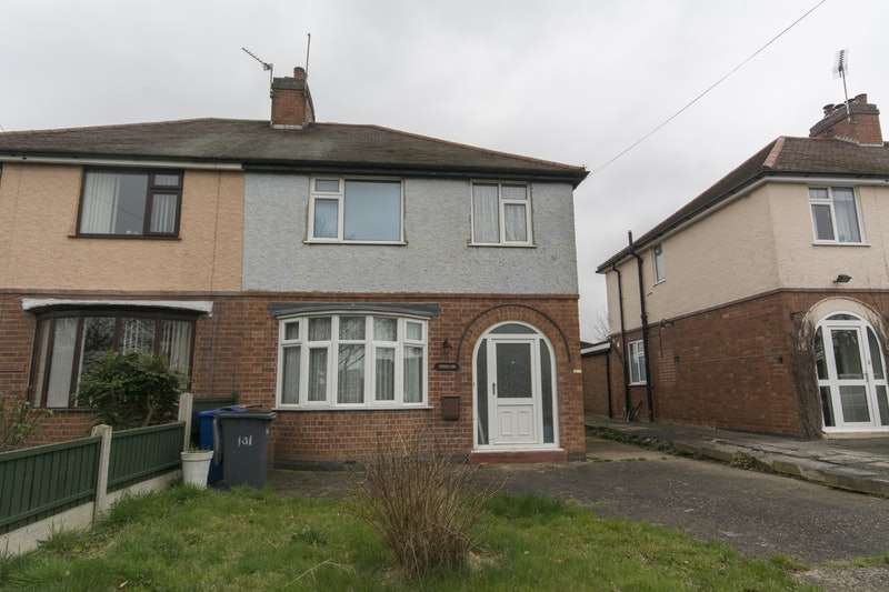 3 Bedrooms Semi Detached House for sale in Beamhill Road, Anslow, Burton on Trent, Staffordshire, DE13