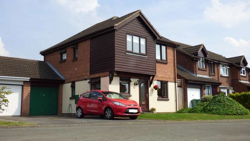 4 Bedrooms Link Detached House for sale in Foxcote, Gloucester, Gloucestershire, GL2