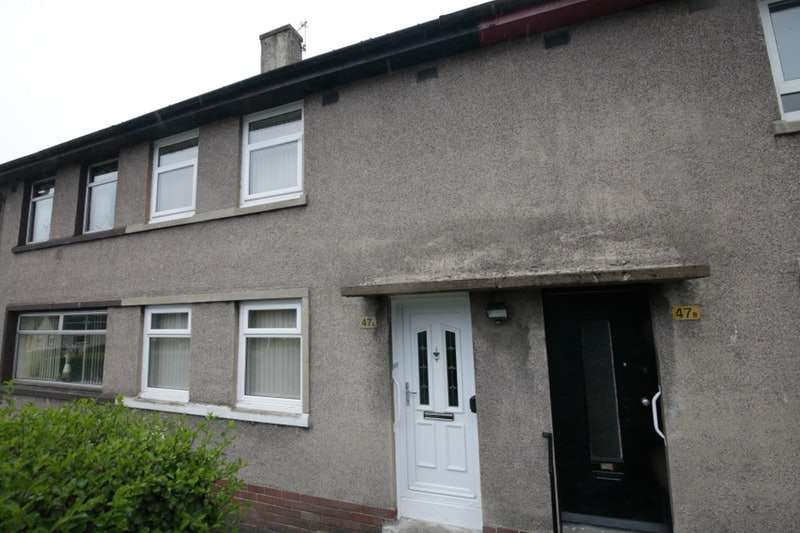 2 Bedrooms Terraced House for sale in Bawhirley Road, Greenock, Lanarkshire, PA15