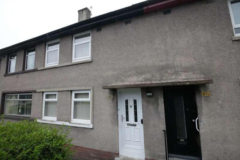 2 Bedrooms Terraced House for sale in Bawhirley Road, Greenock, Lanarkshire, PA15