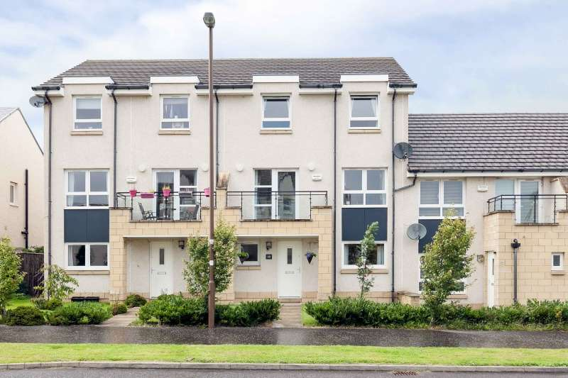 4 Bedrooms Town House for sale in Burnbrae Road, Bonnyrigg, Midlothian, EH19 3FS