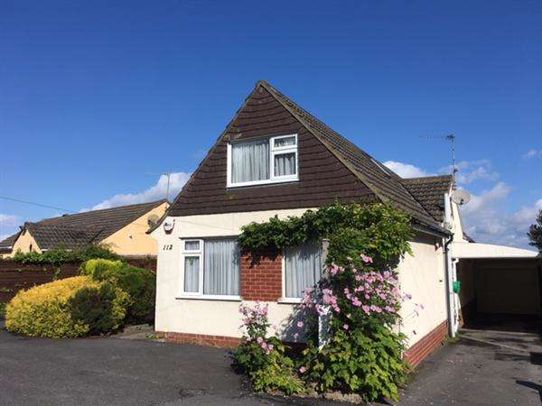 3 Bedrooms Chalet House for sale in Nore Road, Portishead