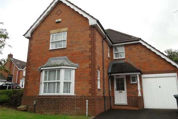 4 Bedrooms Detached House for rent in Gateside Close, Pontprennau, Cardiff, South Glamorgan