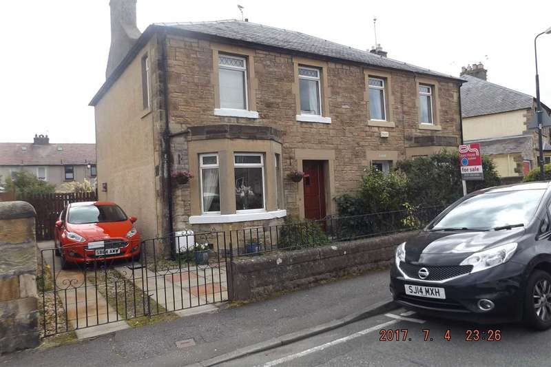 4 Bedrooms Semi Detached House for sale in Park Road, Bonnyrigg, Dalkeith