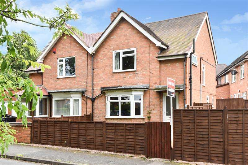 3 Bedrooms Semi Detached House for sale in Providence Road, Sidemoor, Bromsgrove