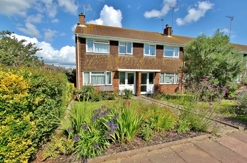 3 Bedrooms House for sale in The Pallant, Goring by Sea, BN12
