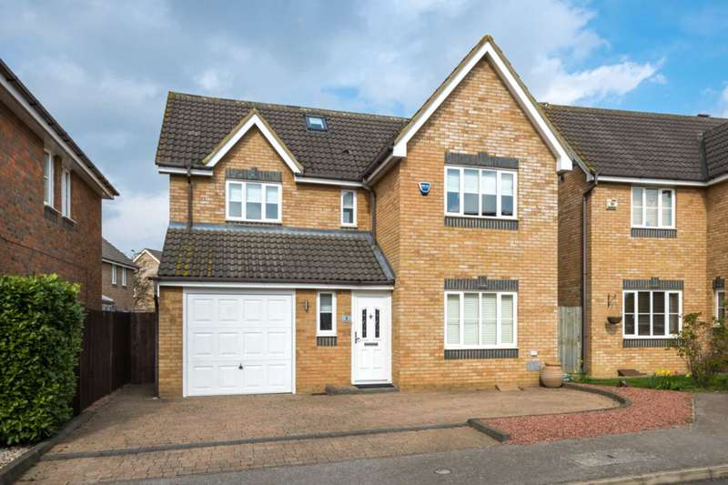 6 Bedrooms Detached House for sale in Brinkburn Chase, Monkston
