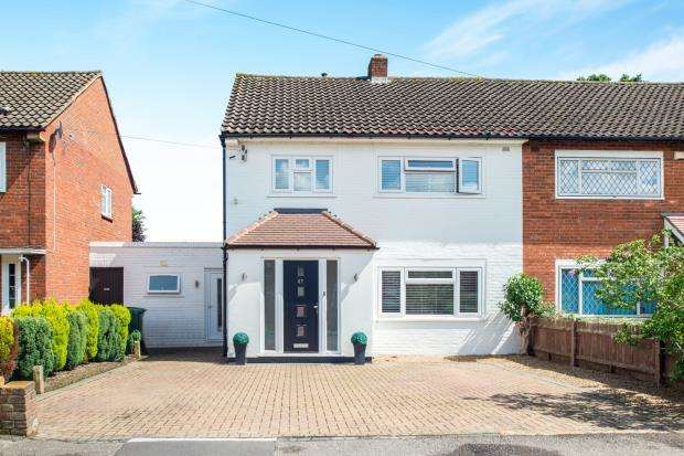 3 Bedrooms Semi Detached House for sale in Esher, Surrey