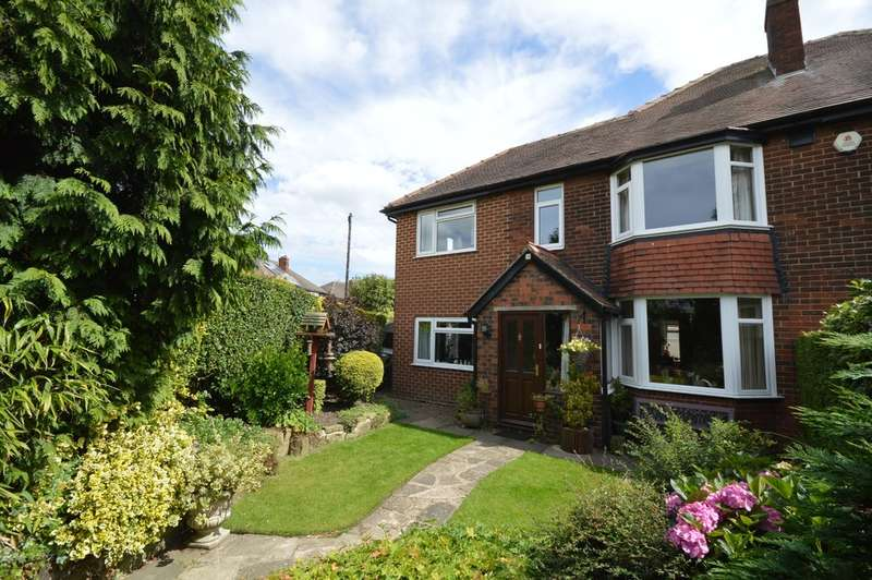 3 Bedrooms Semi Detached House for sale in Woodhouse Lane, East Ardsley, Wakefield