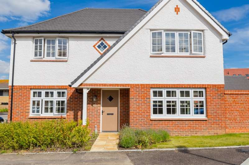 4 Bedrooms Detached House for sale in 1 Parchment Drive, SITTINGBOURNE, Kent, ME10