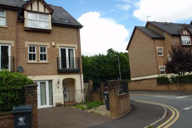 4 Bedrooms End Of Terrace House for rent in Nant Y Wedal, Heath, Cardiff, CF14