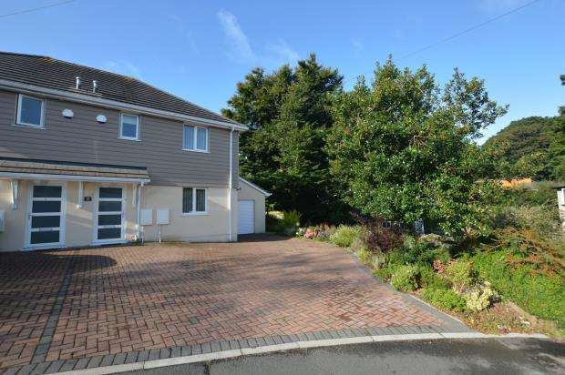 3 Bedrooms Semi Detached House for sale in The Dell, Plymouth, Devon