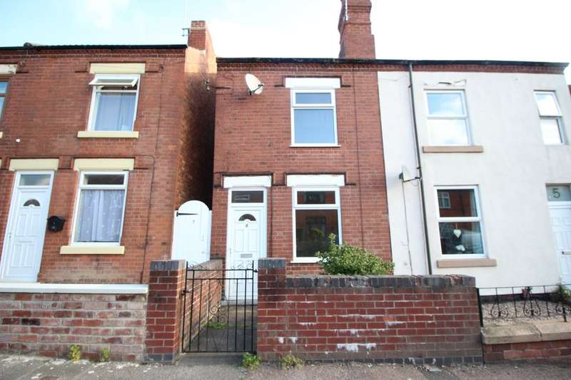 2 Bedrooms Property for sale in Archer Street, Ilkeston, DE7