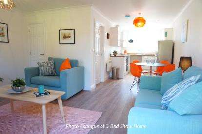 3 Bedrooms End Of Terrace House for sale in Roche, St Austell, Cornwall
