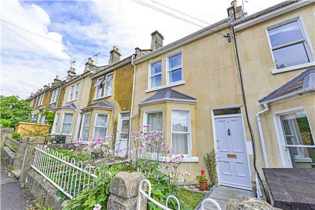 3 Bedrooms Terraced House for sale in Seymour Road, BATH, Somerset, BA1 6DY