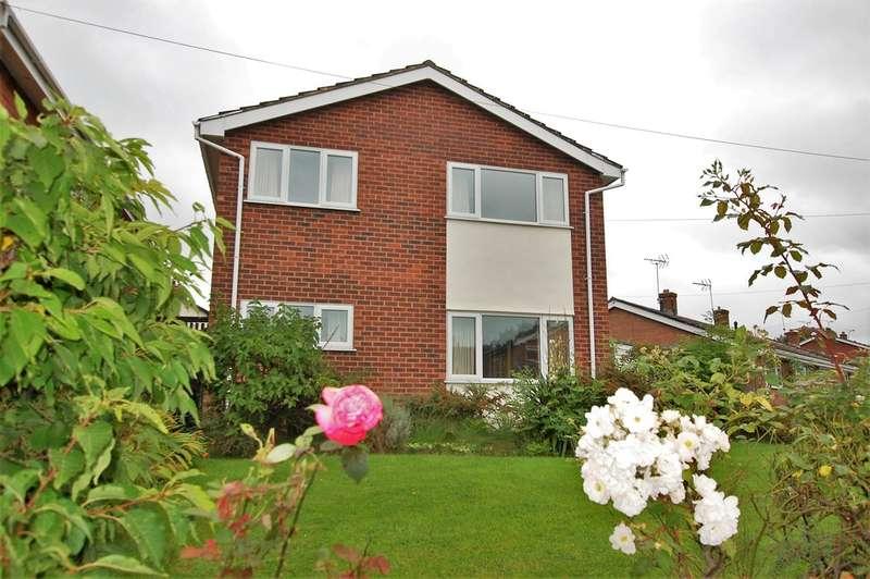 4 Bedrooms Detached House for sale in Inveresk Road, Tilston, Malpas