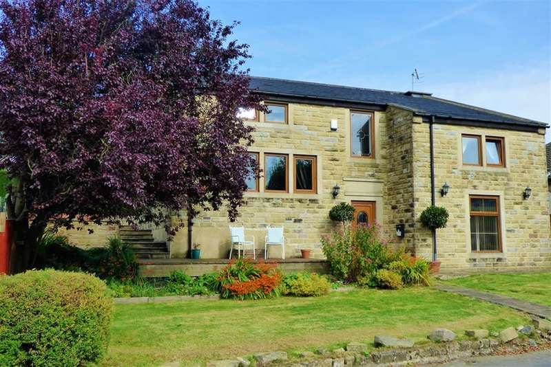 4 Bedrooms Detached House for sale in Gledhow Drive, Oxenhope