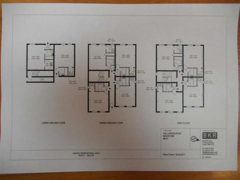 8 Bedrooms Block Of Apartments Flat for sale in London Road, Maidstone, Kent