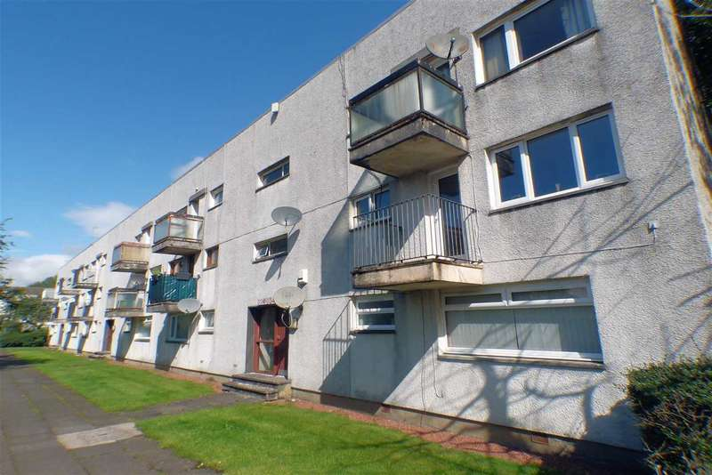 1 Bedroom Apartment Flat for sale in Glen More, St. Leonards, EAST KILBRIDE