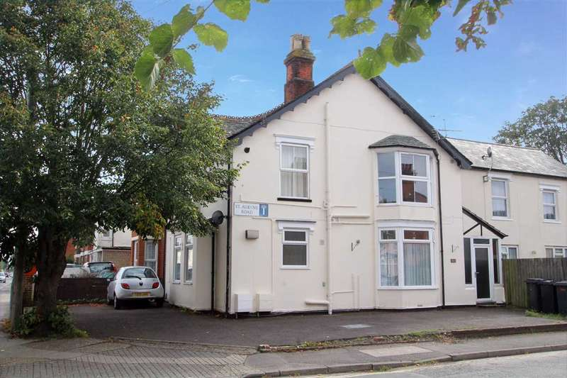 2 Bedrooms Apartment Flat for sale in Cauldwell Hall Road, Ipswich