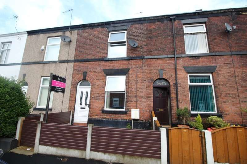2 Bedrooms Property for sale in New Cateaton Street, Bury, BL9
